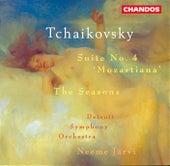 TCHAIKOVSKY: Suite No. 4 / The Seasons by Neeme Jarvi