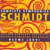 SCHMIDT: Symphonies (complete) by Various Artists