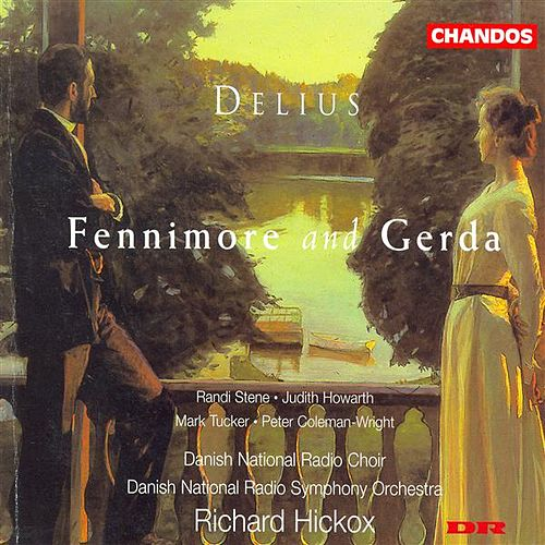 DELIUS: Fennimore and Gerda by Aage Haugland