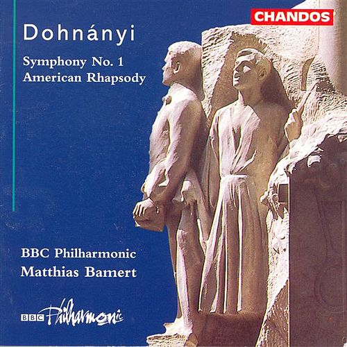 Play & Download DOHNANYI: Symphony No. 1 / American Rhapsody by Various Artists | Napster