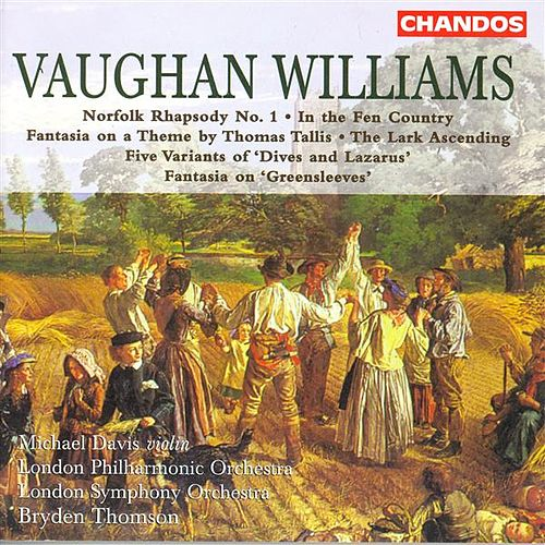 VAUGHAN WILLIAMS: In the Fen Country / The Lark Ascending / Fantasia on a Theme by Thomas Tallis by Various Artists