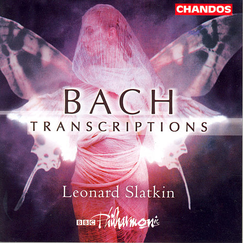 Play & Download Bach Transcriptions by Leonard Slatkin | Napster