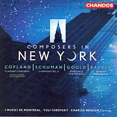 Play & Download COPLAND: Clarinet Concerto / GOULD: Spirituals / SCHUMAN: Symphony No. 5 by Various Artists | Napster