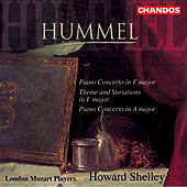 Play & Download HUMMEL: Piano Concertos / Variations in F major by Howard Shelley | Napster