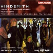 HINDEMITH: Violin Concerto / Symphonic Metamorphosis after Themes by Carl Maria von Weber by Various Artists
