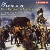 KROMMER: 3 Partitas / 6 Marches by Bastiaan Blomhert