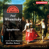 WRANITZKY: Symphonies in D major and C minor by Matthias Bamert