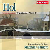HOL: Symphonies Nos. 2 and 4 by Matthias Bamert