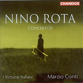 Play & Download ROTA: Harp Concerto / Bassoon Concerto / Trombone Concerto / Castel del Monte by Various Artists | Napster