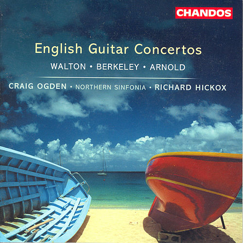 Play & Download English Guitar Concertos by Richard Hickox | Napster