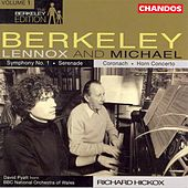BERKELEY: Symphony No. 1 / Serenade / BERKELEY, M.: Horn Concerto / Coronach by Various Artists
