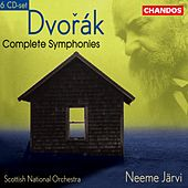 Play & Download DVORAK: Symphonies Nos. 1-9 by Neeme Jarvi | Napster