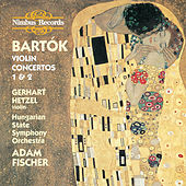 Bartók: Violin Concertos Nos. 1 & 2 by Gerhart Hetzel