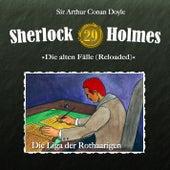 Die alten Fälle (Reloaded) - Fall 29: Die Liga der Rothaarigen von Sherlock Holmes