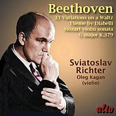 Play & Download Beethoven: 33 Variations on a Waltz by Sviatoslav Richter | Napster