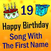Song with the First Name, Vol. 19 by Happy Birthday