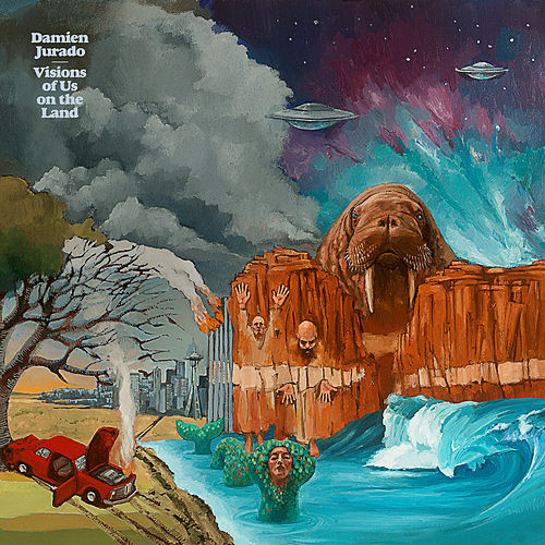 Play & Download Visions of Us on the Land by Damien Jurado | Napster