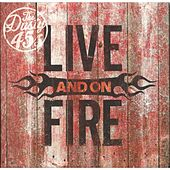 Live and On Fire by Dusty 45's