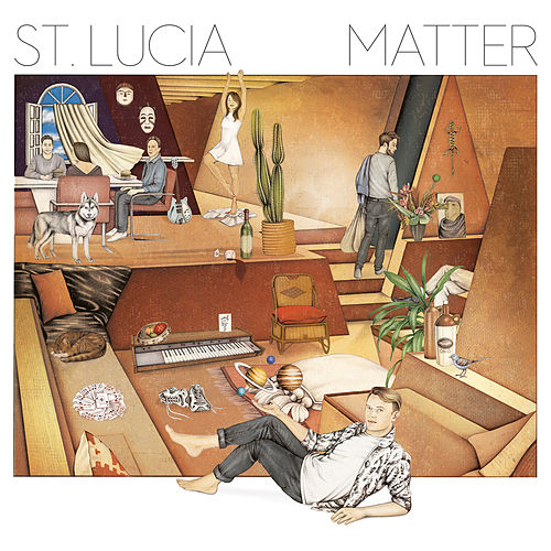 Dancing On Glass (Joywave Remix) by St. Lucia