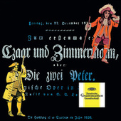 Play & Download Lortzing: Zar und Zimmermann LoWV 38 by Various Artists | Napster
