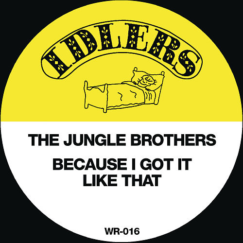 Because I Got It Like That by Jungle Brothers