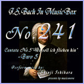 Play & Download Cantata No.5, Wo soll ich fliehen hin, Bwv5 by Shinji Ishihara | Napster