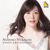 Play & Download Chopin: 24 Preludes - Rachmaninov: Variations on a Theme of Chopin, Lilacs by Nozomi Nakagiri | Napster