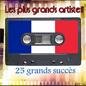 Play & Download Les plus grands artistes - 25 Grands succès by Various Artists | Napster