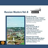 Russian Masters, Vol. 8 by Various Artists