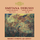 Play & Download Smetana & Debussy: String Quartets by Medici String Quartet | Napster