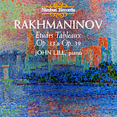 Play & Download Rachmaninoff: Etudes-Tableaux, Op. 33 & Op. 39 by John Lill | Napster
