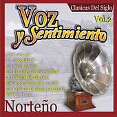 Voz y Sentimiento Norteno, Vol. 2 by Various Artists