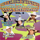 Los 5 Mejores Interpretes De Corridos y Tragedia, Vol. 6 by Various Artists