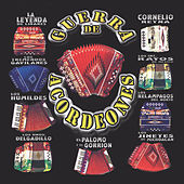 Guerra De Acordeones by Various Artists
