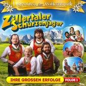 Legenden der Volksmusik - Ihre großen Erfolge - 40 Originalaufnahmen by Zillertaler Schürzenjäger