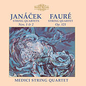 Play & Download Janáček & Fauré: String Quartets by Medici String Quartet | Napster