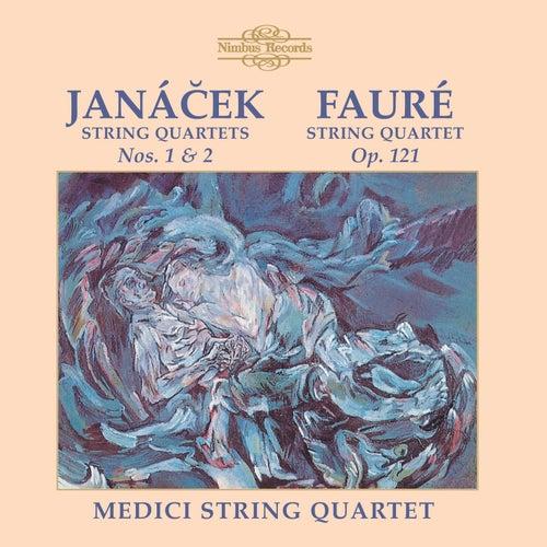 Play & Download Janáček & Fauré: String Quartets by Medici String Quartet | Napster