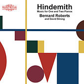 Hindemith: Music for One and Two Pianos by Various Artists