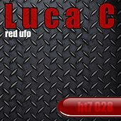 Red Ufo by Lucac