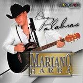 Dos Palabras (Single) by Mariano Barba