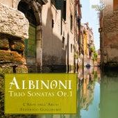 Albinoni: Trio Sonatas, Op. 1 by L' Arte dell'Arco