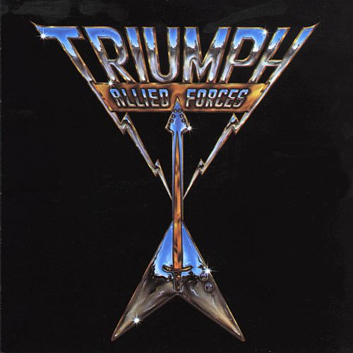 Play & Download Allied Forces by Triumph | Napster