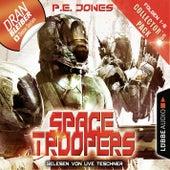 Space Troopers - Collector's Pack - Folgen 1-6 von P. E. Jones