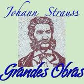 Johann Strauss Grandes Obras by Hamburger Symphoniker