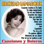 Canciones y Boleros by Libertad Lamarque