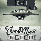 Sci-Fi Theme Music for Film Makers Pt. 1 de Various Artists