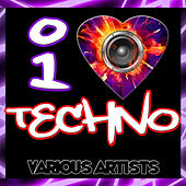 I Love Techno by Various Artists