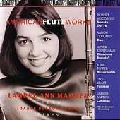 Play & Download American Flute Works by Laurel Ann Maurer | Napster