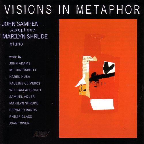 Play & Download Visions in Metaphor by John Sampen | Napster