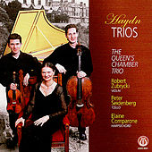 Play & Download Haydn Trios - The Queen's Chamber Trio by The Queen's Chamber Trio | Napster